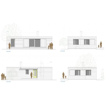 Modularna hiša 4-sobno