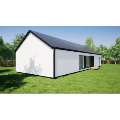 Modularna hiša, 5-sobno